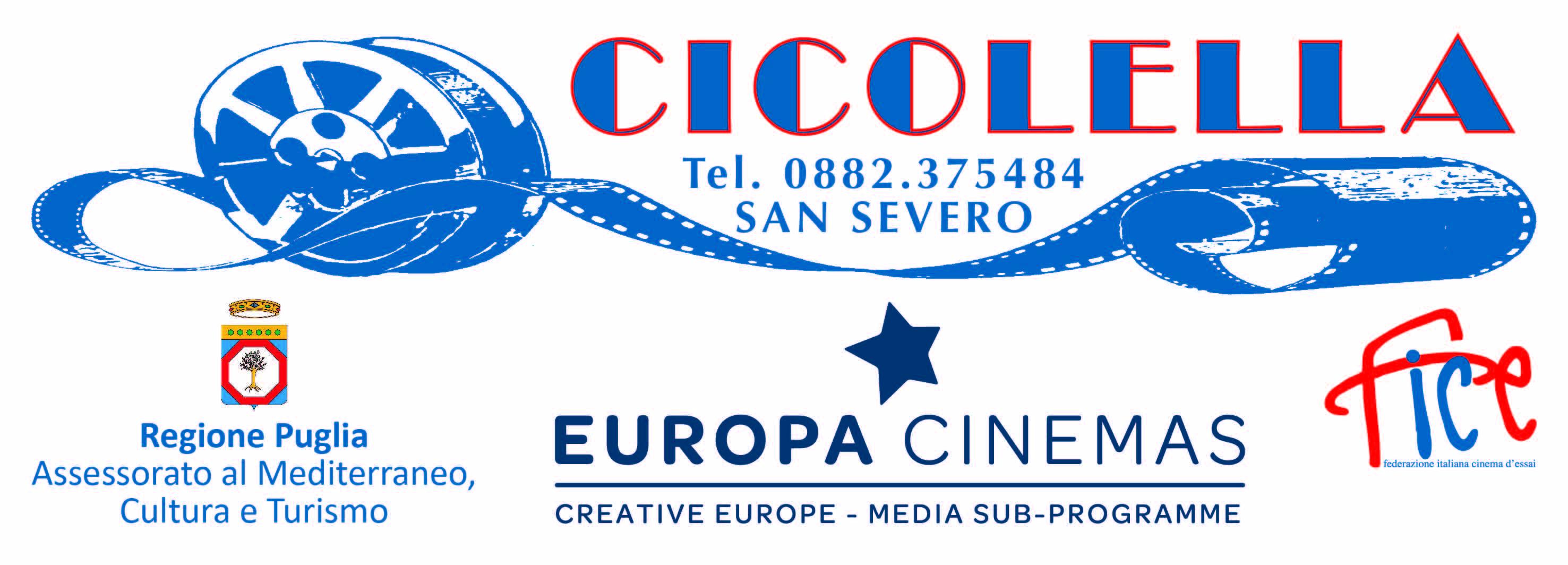 Cinema Cicolella - Via Filippo D'Alfonso, 70, 71016 San Severo FG tel. 0882.375484