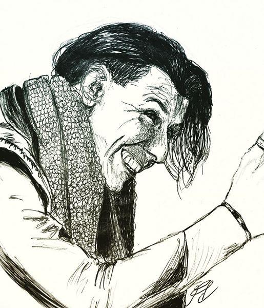 """Roberto La Pietra: """"Un pezzo di pane"""""""