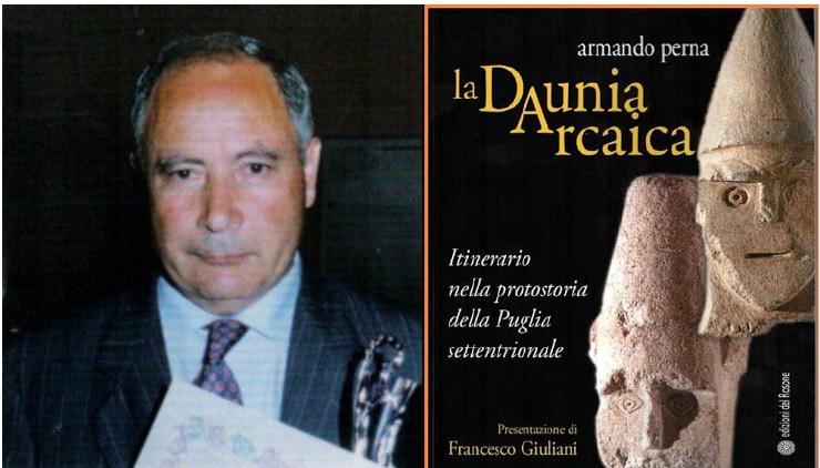 LA DAUNIA ARCAICA DI ARMANDO PERNA.