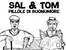 """NASCE """"SAL E TOM"""" PILLOLE DI BUONUMORE, TRA FUMETTO E IRONIA"""