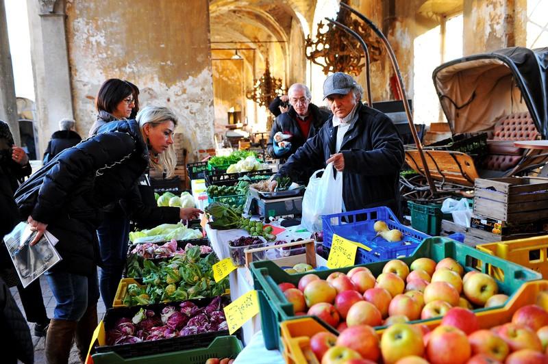 ANCHE A SAN SEVERO SI SVOLGERÀ IL MERCATO DELLA TERRA, EVENTO IDEATO E PROMOSSO DA SLOW FOOD INTERNATIONAL.
